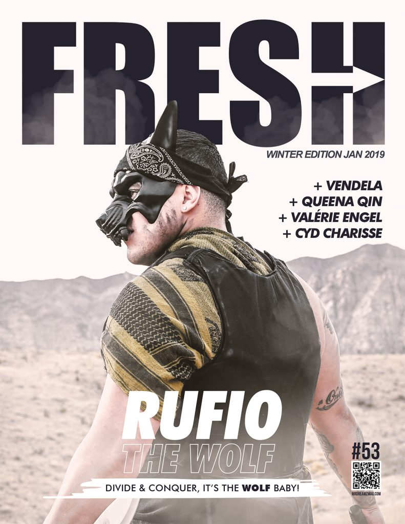 Rufio the wolf Fresh edition